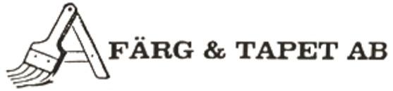 A-färg och Tapet AB logo