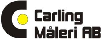 Carling Måleri AB logo