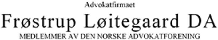 Advokatfirmaet Frøstrup Løitegaard DA logo