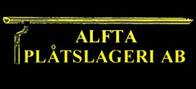 Alfta Plåtslageri AB logo