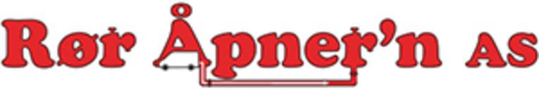 Rør Åpner'n AS logo
