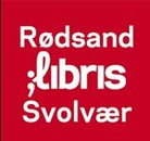 Rødsand: Libris logo