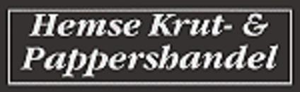 Hemse Krut & Pappershandel AB logo