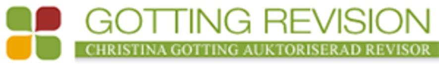 Gotting Revision, AB logo