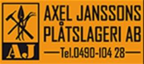 Axel Janssons Plåtslageri AB logo