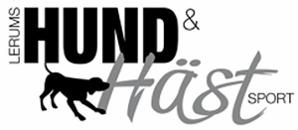 Lerums Hund o. Hästsport AB logo