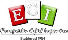 Europeiska Cykel Importen logo