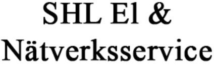 SHL El & Nätverksservice logo