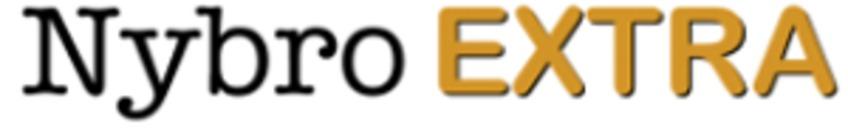 Nybro Extra logo