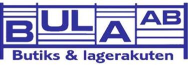 Bula Butiks o. Lagerakuten AB logo