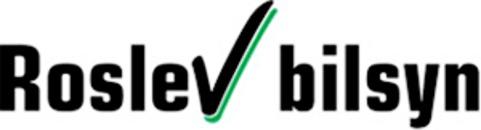 Roslev Bilsyn og Motorkontor logo