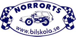 Norrorts Trafikskola logo