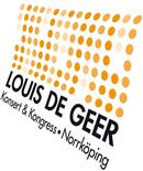 Louis De Geer Konsert & Kongress logo