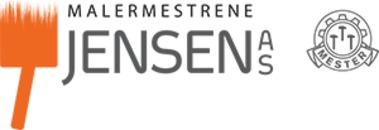 Malermestrene Jensen AS logo