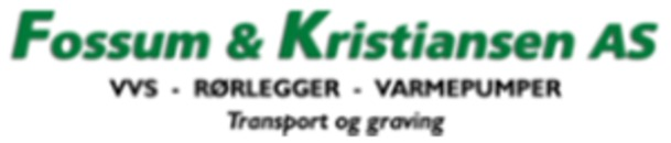 Fossum & Kristiansen AS logo