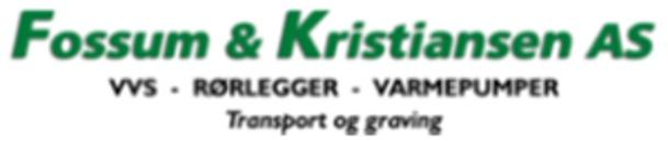 Fossum & Kristiansen AS logo