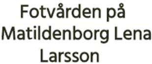 Medicinsk fotvård Lena Larsson logo