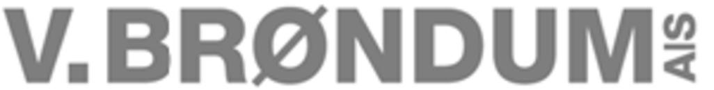 V. Brøndum A/S logo