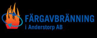 Färgavbränning Försäljning AB logo