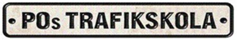 Po:s Trafikskola I Luleå AB logo