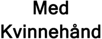 Med Kvinnehånd logo