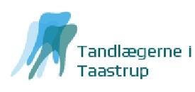 Tandlægerne i Taastrup Sisse Olszak, Charlotte Rosby Adser logo