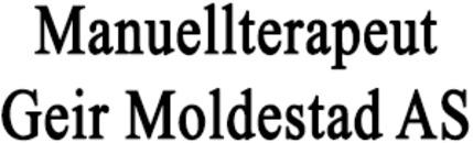Manuellterapeut Geir Moldestad AS logo