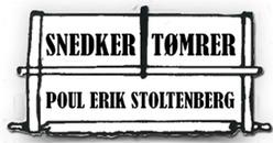 Tømrermester Poul Erik Stoltenberg logo