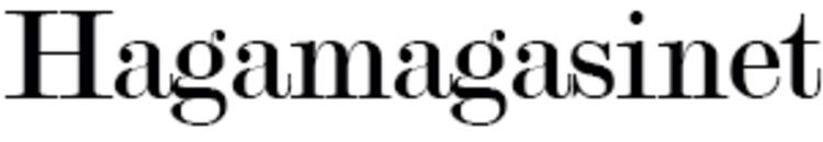Hagamagasinet logo