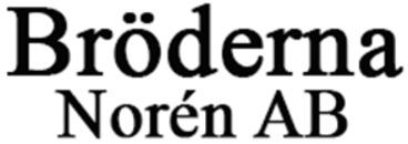 Bröderna Norén AB logo