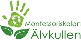 Montessoriskolan Älvkullen logo