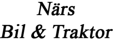 Närs Bil & Traktor logo
