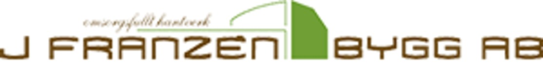 J. Franzén Bygg AB logo