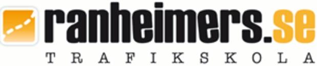 Ranheimers Trafikskola logo