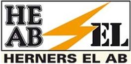 Herners El AB logo
