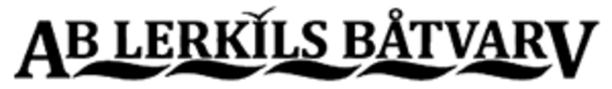 Lerkils Båtvarv logo