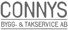 Connys Bygg & Takservice AB logo