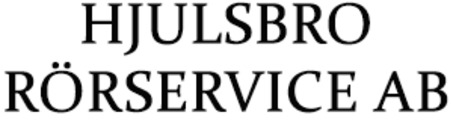 Hjulsbro Rörservice AB logo