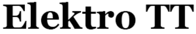 Elektro TT AS logo