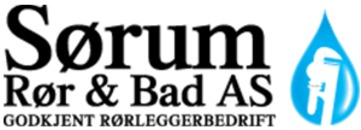 Sørum Rør og Bad AS logo