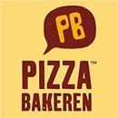 Pizzabakeren Halden logo