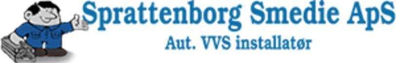 Sprattenborg Smedie ApS logo