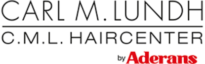 Carl M Lundh/CML Haircenter logo