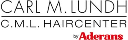 Carl M Lundh/CML Haircenter logo
