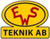 E W S Teknik AB logo