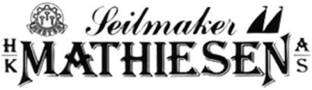 Seilmaker H K Mathiesen AS logo