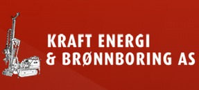 Kraft Energi & Brønnboring AS logo