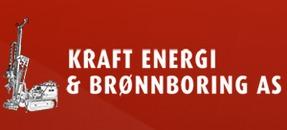 Kraft Energi & Brønnboring AS logo