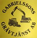 Gabrielssons Grävtjänst AB logo
