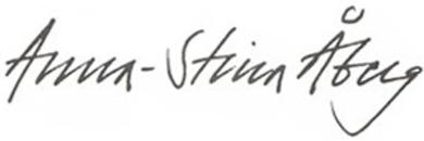 Anna-Stina Åberg Design AB logo